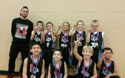 3rd Grade Black – Champions of Play Hard Holiday Hoops Jam Fest