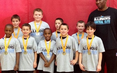 3rd Grade – Champions of New Years One Day Shootout