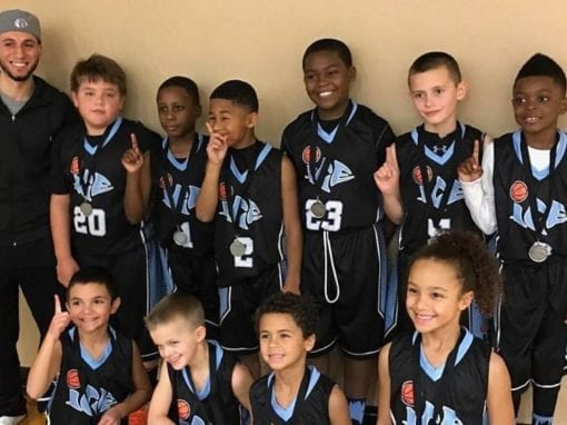 3rd Grade White – Champions of FTG Winter Kickoff Saturday Shootout