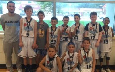 4th Grade Black – 10U/11U Champions of FTG Play 50 Saturday Shootout (3-0)