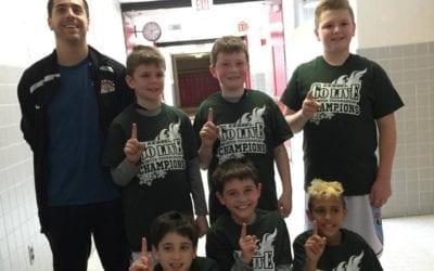 4th Grade – Champions of Kessel Heat GO LIVE WINTER TOURNAMENT