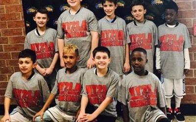 4th Grade Elite – Champions of NY2LA Generation Next Tip-Off