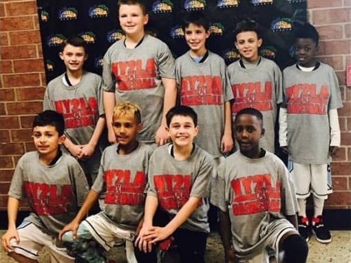 4th Grade Elite – Champions of NY2LA Generation Next Tip-Off
