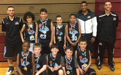 4th Grade – Champions of ICE Shootout