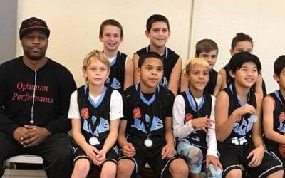 5th Grade Black – Champions of FTG Winter Kick-Off Sunday Shootout