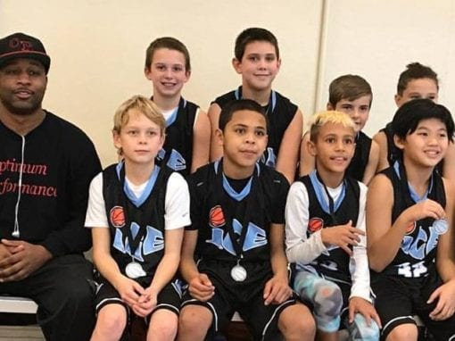 5th Grade Black – Champions of FTG Winter Kick-Off Sunday Shootout