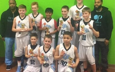6th Grade – Champions of Play Hard Hoops Jr. Jamfest