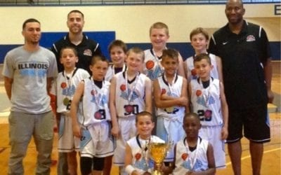 3rd Grade – 2nd Place at Chicago Classic