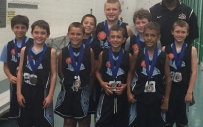 3rd Grade – 3rd Place in the National Summer Classic