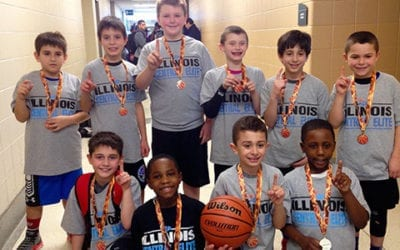 3rd Grade – 4th Grade Champions of FTG Fire & Ice Shootout