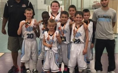 3rd Grade – Champions of For the Game Super Saturday Shootout