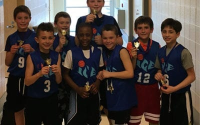 3rd Grade – FTG 4th Grade Division Champions of Midwest Hoopfest