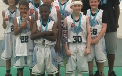 4th Grade – 5th Grade Division Champions of FTG Pre-National Shootout