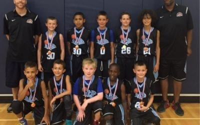 4th Grade – Champions of CYBN Summer Showdown Shootout at Supreme Courts