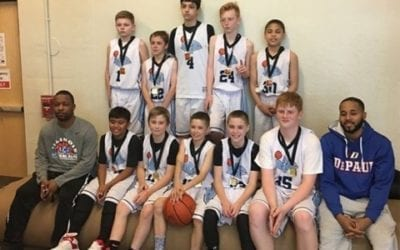 6th Grade – Champions of For the Game Super Sunday Shootout