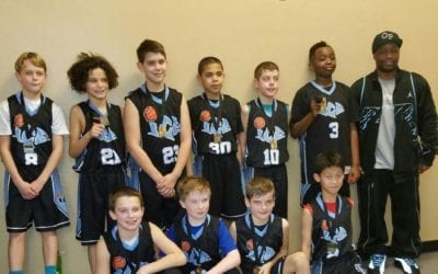 5th Grade – Champions of FTG Fire & ICE Sunday Shootout