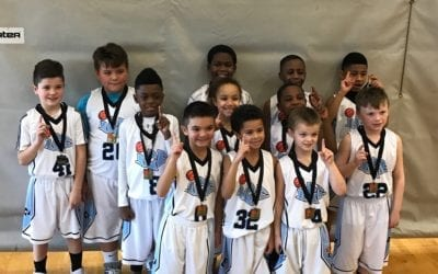 3rd Grade White – Champions of FTG Fire & ICE Sunday Shootout