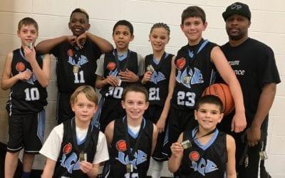 5th Grade – Champions of FTG-Play 50 Saturday Shootout