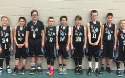 4th Grade White – Champions of FTG-Play 50 Sunday Shootout