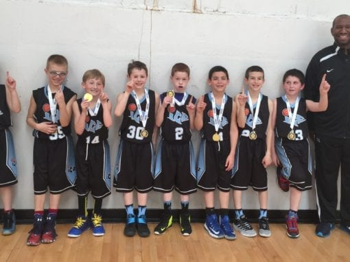 3rd Grade Black – Champions of One Day Shootout