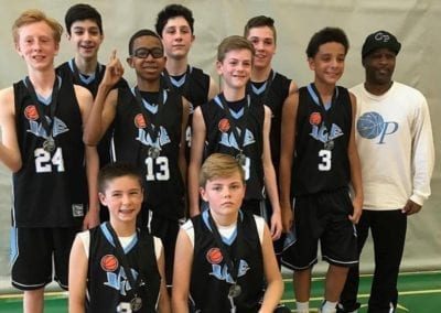 7th Grade White – Champions of FTG Spring Tune-Up Sunday Shootout