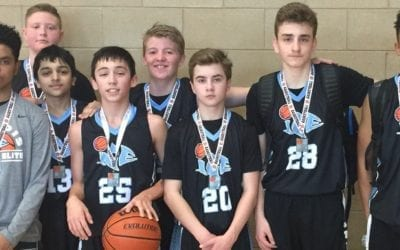 8th Grade – 2nd Place at Stars For Tomorrow Spring Kick-Off