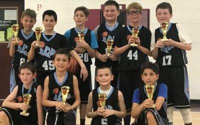 4th Grade White – Champions of Playhard Hoops Spring Slamfest