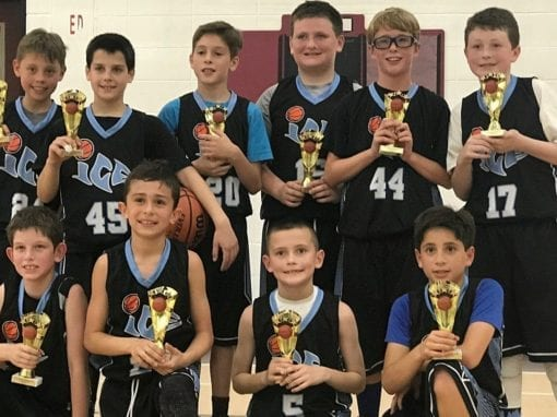 4th Grade White – Champions of Playhard Hoops Spring Slamfest
