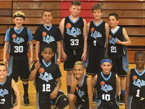 4th Grade Black – Champions of FTG Mother's Day Shootout