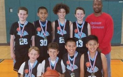 5th Grade Black – Champions of Stars Of Tomorrow Spring Classic