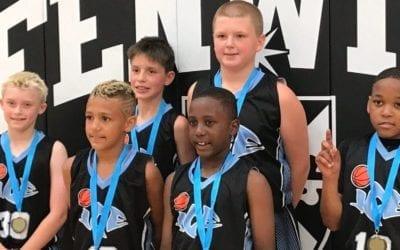 4th Grade National Team – Champions of Summer Slam Invitational