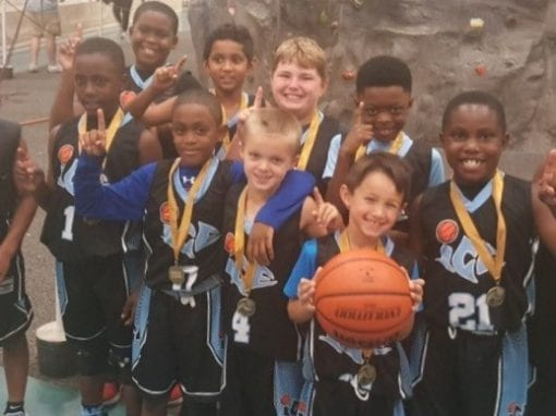 2nd-3rd Grade – Champions of FTG-Xplosion Saturday Shootout