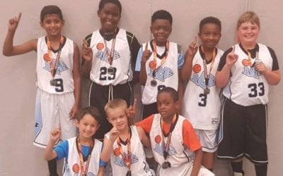 2nd/3rd Grade – Champions of FTG-Challenge Shootout