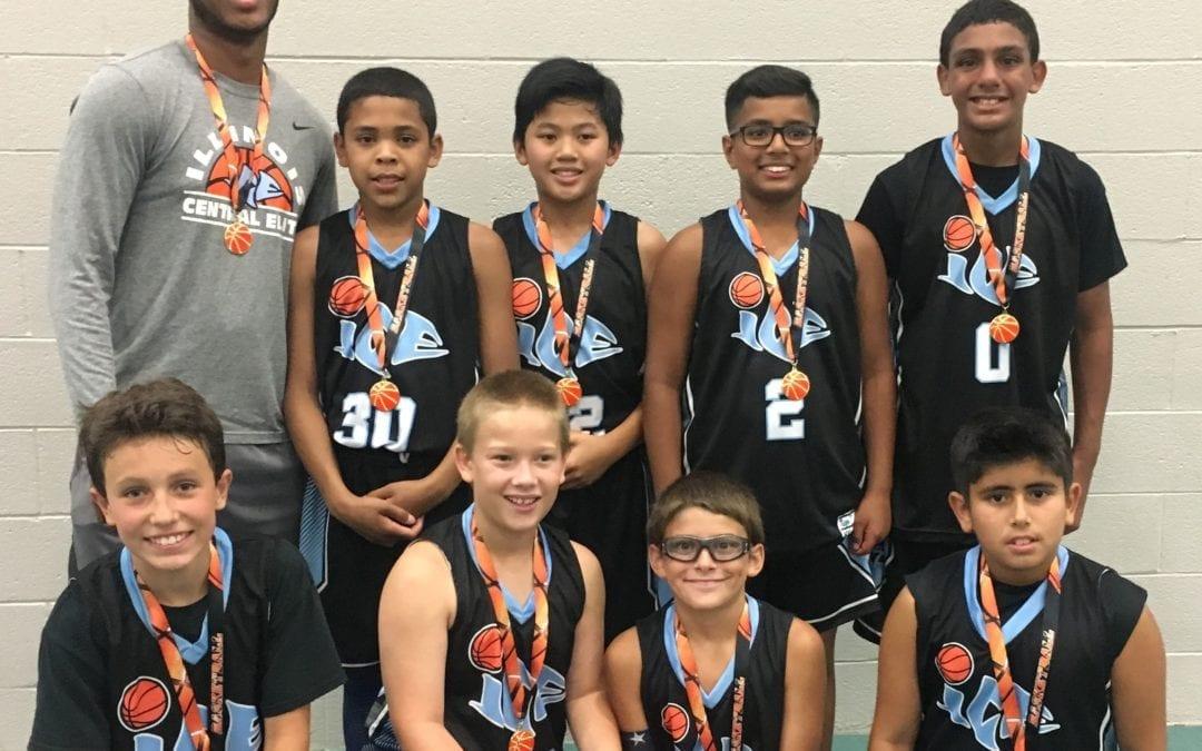 5th Grade – Champions of FTG-Xplosion Saturday Shootout