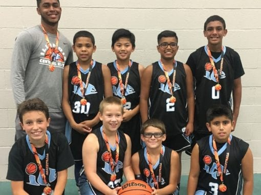 5th Grade – Champions of FTG-Xplosion Saturday Shootout