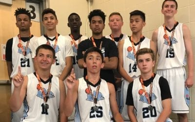 8th Grade – Champions of FTG-Challenge Shootout