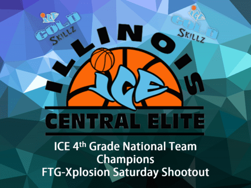 4th Grade – Champions of FTG-Xplosion Saturday Shootout