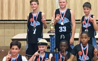 4th National Team – Champions of Jr. Hoops Elite National Tournament