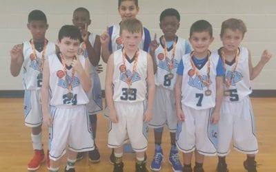 3rd Grade – Champions of 3rd-4th Grade Division of the FTG Fall Saturday Kickoff