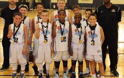 5th Grade – Champions of Back To School One Day Shootout