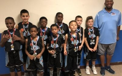 4th Grade White – Champions of FTG Xplosion Saturday Shootout