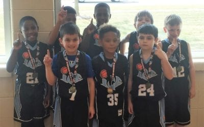 3rd Grade – Champions of the FTG Challenge Saturday Shootout