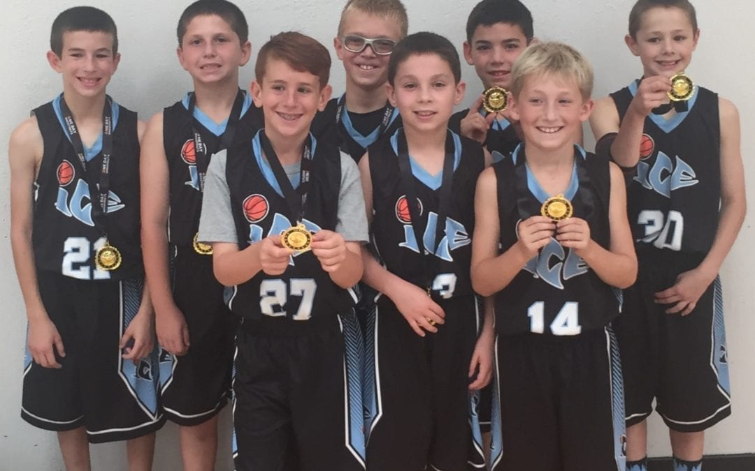 4th Grade Black – Champions of One Day Sunday Shootout