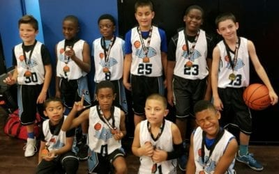4th Grade White – Champions of ICE Freezeout Shootout