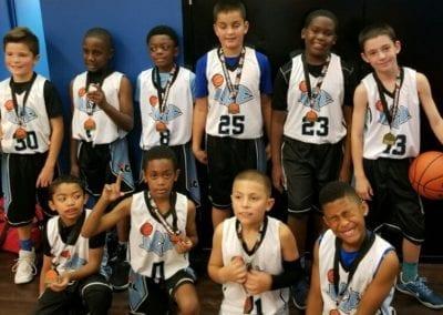 4th Grade Division Champions - Illinois Central Elite-ICE