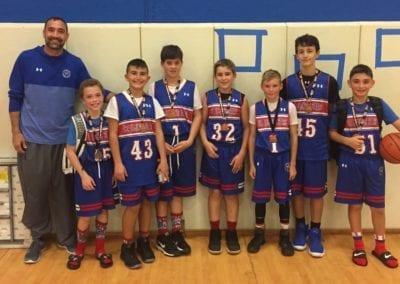 6th/7th Grade B-Division Champions - IBA Crusaders