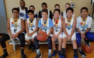 6th Grade Black – Champions of FTG Challenge Saturday Shootout