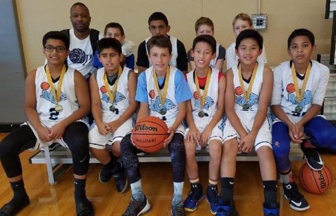 6th Grade Black – Champions of FTG Challenge Saturday Shootout