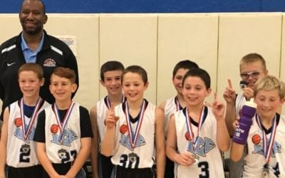 4th Grade Black – Champions Of 2017 Halloween Classic