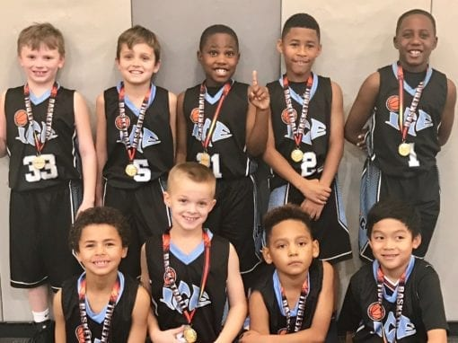3rd Grade – Champions of FTG Veterans Day Kickoff Sunday Shootout